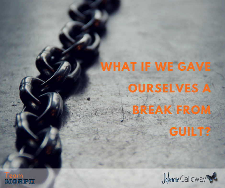 Survivor's Guilt: Breaking the Chain