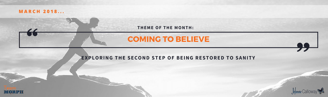 Coming To Believe Summary